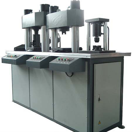 Steel Industry Quick Hot Forging Machine For High Speed Rods / Wires Inspection