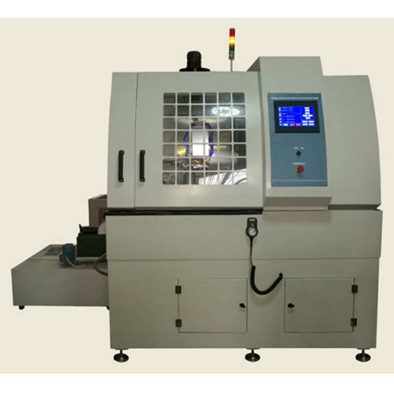 5.5 KW VFD Motor Abrasive Cutting Machine For Colleges / Laboratories